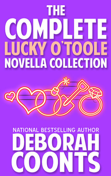 The Complete Lucky O'Toole Novella Collection